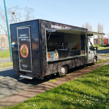 Food truck Paul Henri Doumenc.
