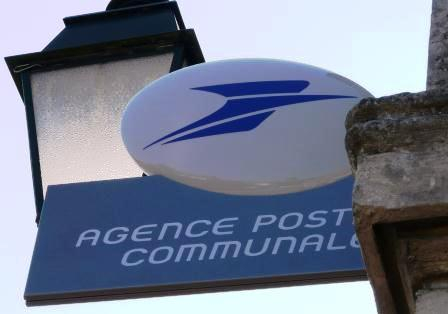 Agence postale Grisy